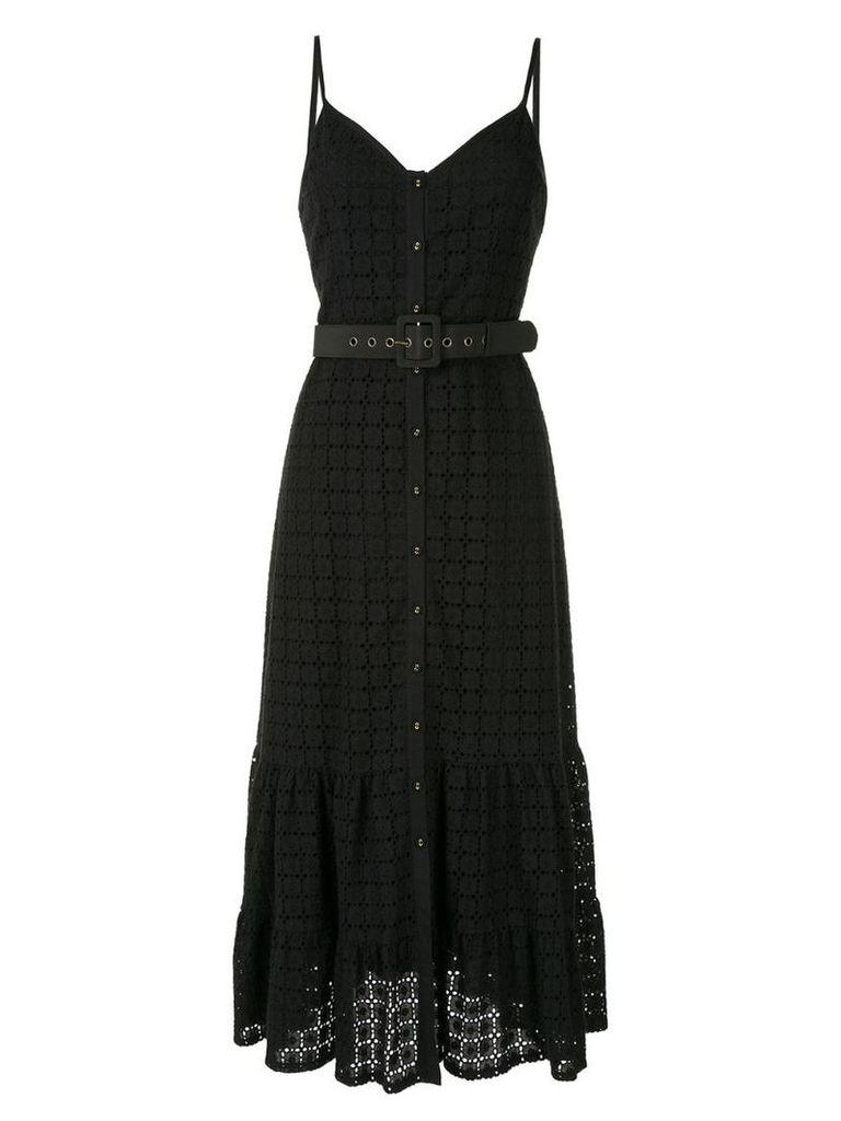 We Are Kindred Sookie midi dress - Black