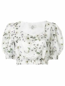 We Are Kindred Frenchie top - White