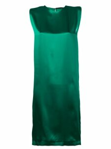 Haider Ackermann sleeveless midi dress - Green