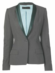 Haider Ackermann hour glass blazer jacket - Grey