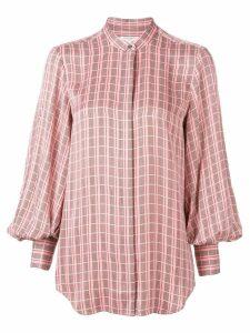 Equipment check loose shirt - Pink