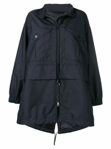 Fay oversized jacket - Blue