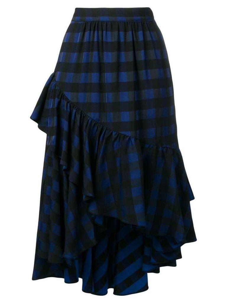 Temperley London Stirling skirt - Blue