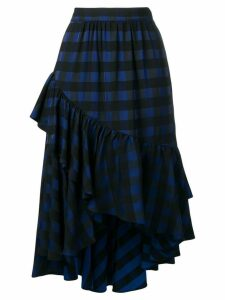 Temperley London Stirling skirt - Blue