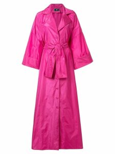 Taller Marmo belted maxi dress - Pink