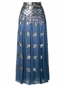 Temperley London Starlet skirt - Blue