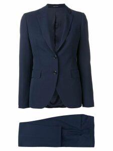 Tagliatore single-breasted blazer - Blue