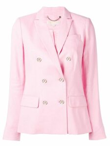 Michael Michael Kors double-breasted blazer - Pink