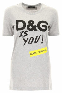 Dolce & Gabbana D & g Is You T-shirt
