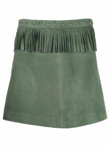 Simonetta Ravizza Mimosa skirt - Green