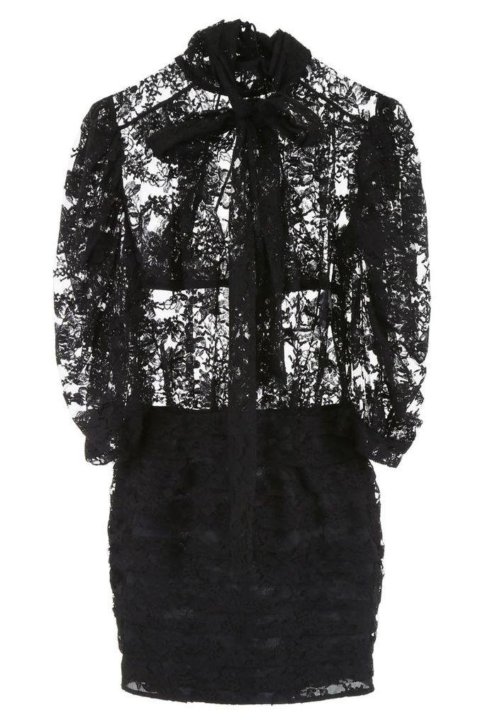 Magda Butrym Labutes Mini Dress