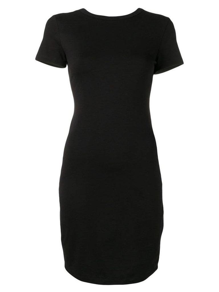 T By Alexander Wang T-shirt dress - Black