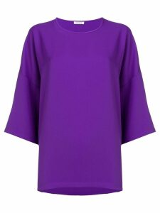 P.A.R.O.S.H. loose fit blouse - Purple