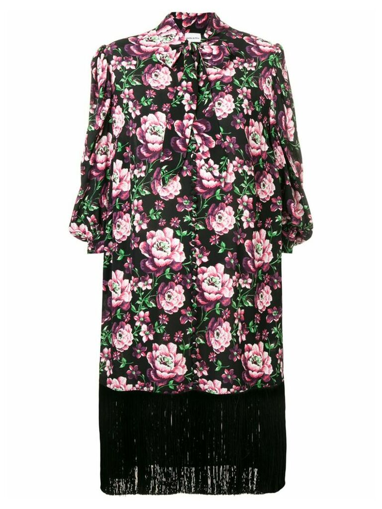 Magda Butrym Gaza dress - Black