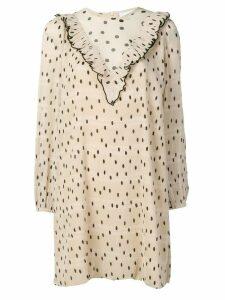 Ganni Tapioca dress - Neutrals