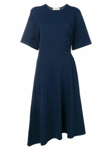 See By Chloé cut-out midi dress - Blue