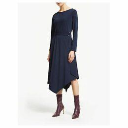 Finery Jodi Asymmetric Dress