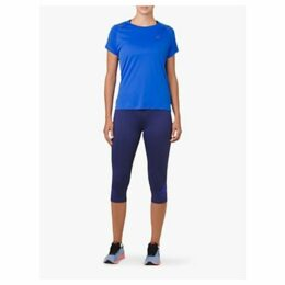 ASICS Icon Short Sleeve Top, Blue