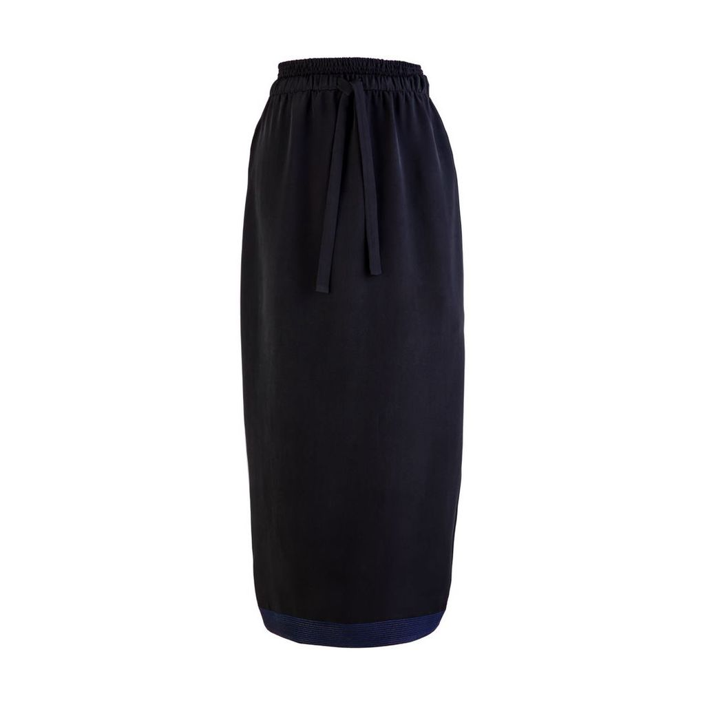 Secteur 6 - Silk Slit Skirt