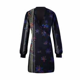 Secteur 6 - Hand Embroidered Flower Dress