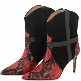 Marianna Déri - Hanna Skirt Tropical Leaves