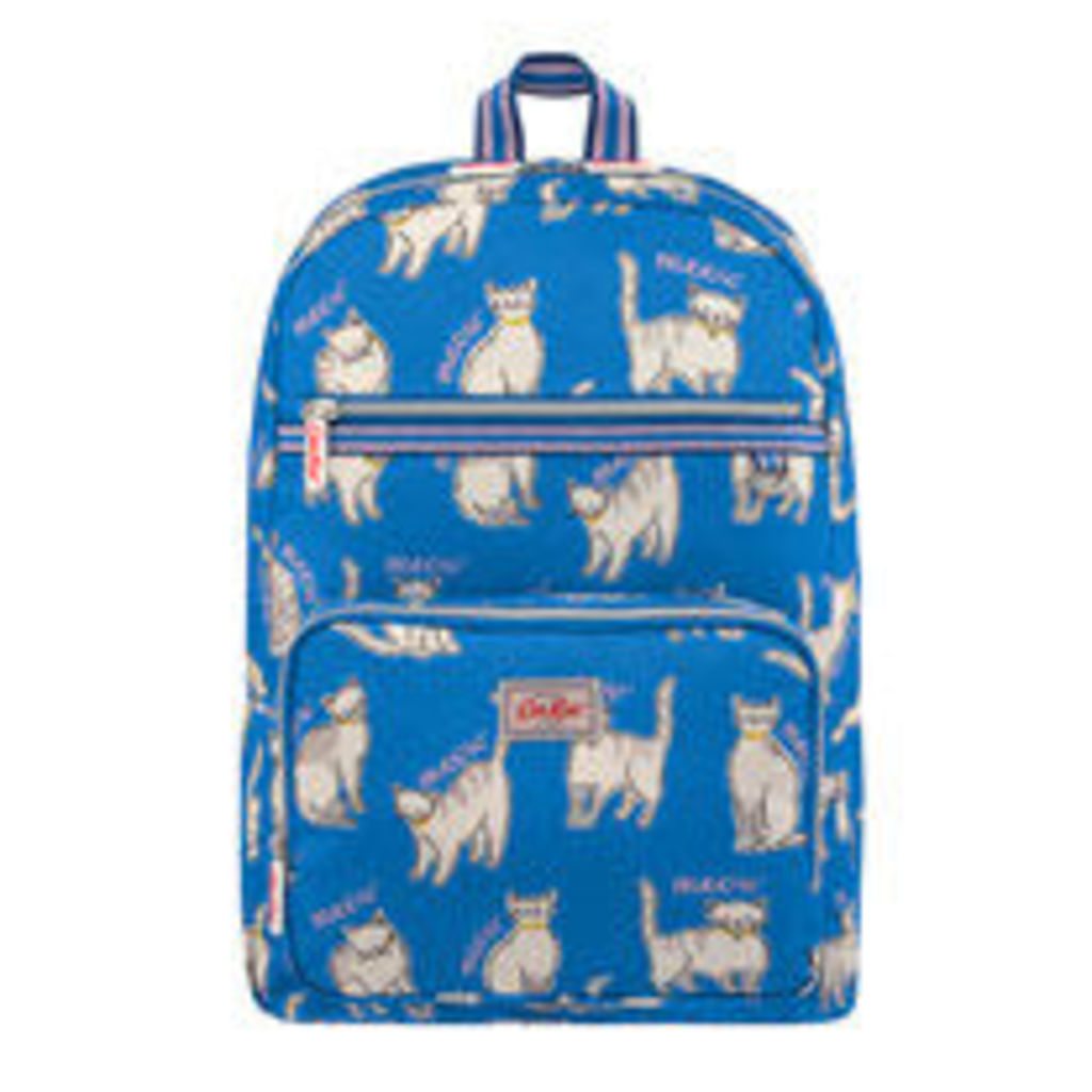 Meow Junior Slouch Large Backpack
