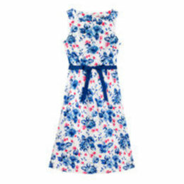 Dulwich Rose Sleeveless Dress