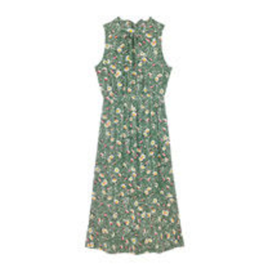 Wild Daisies Midi Dress
