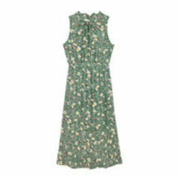Wild Daisies Midi Dress