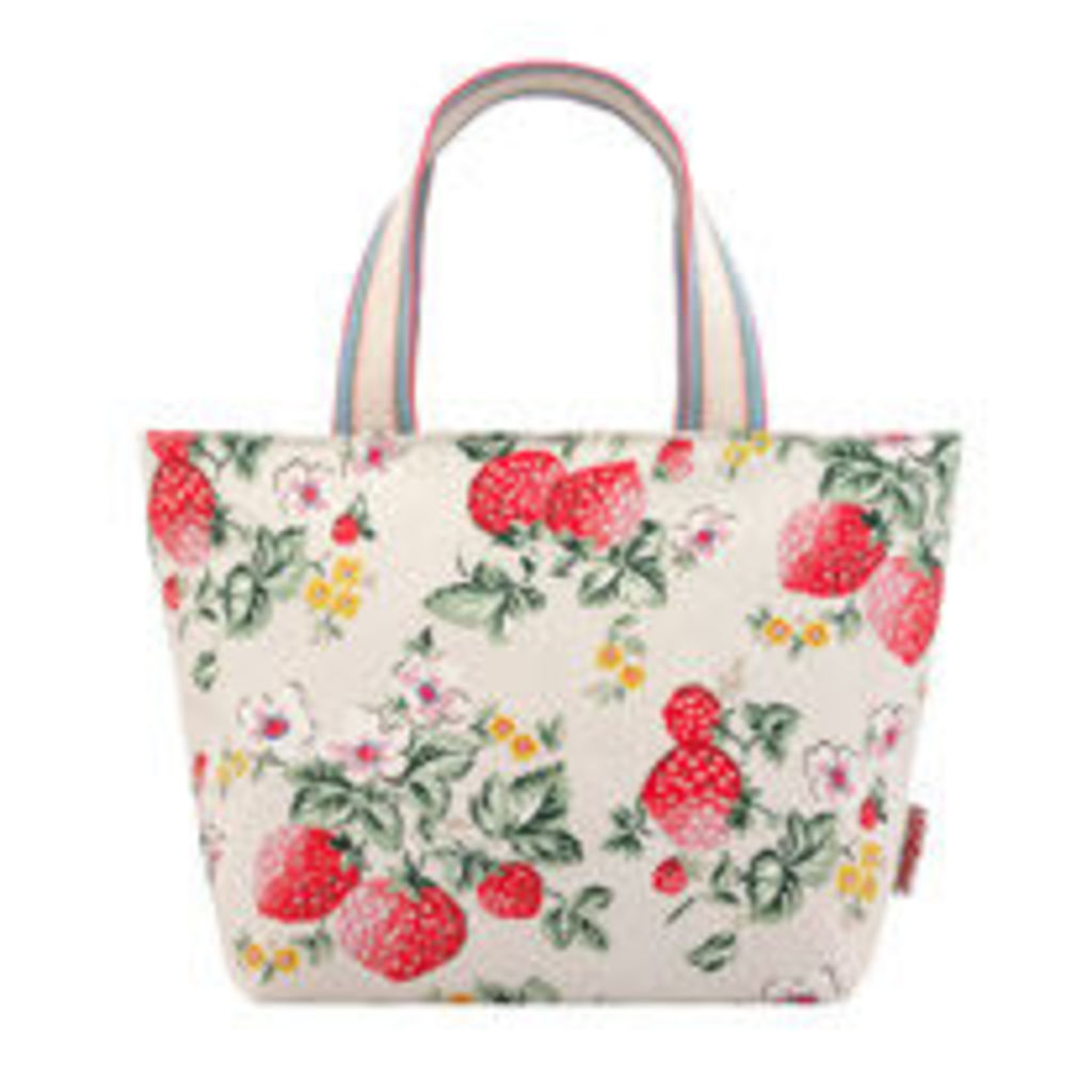 Wild Strawberry Lunch Tote Bag