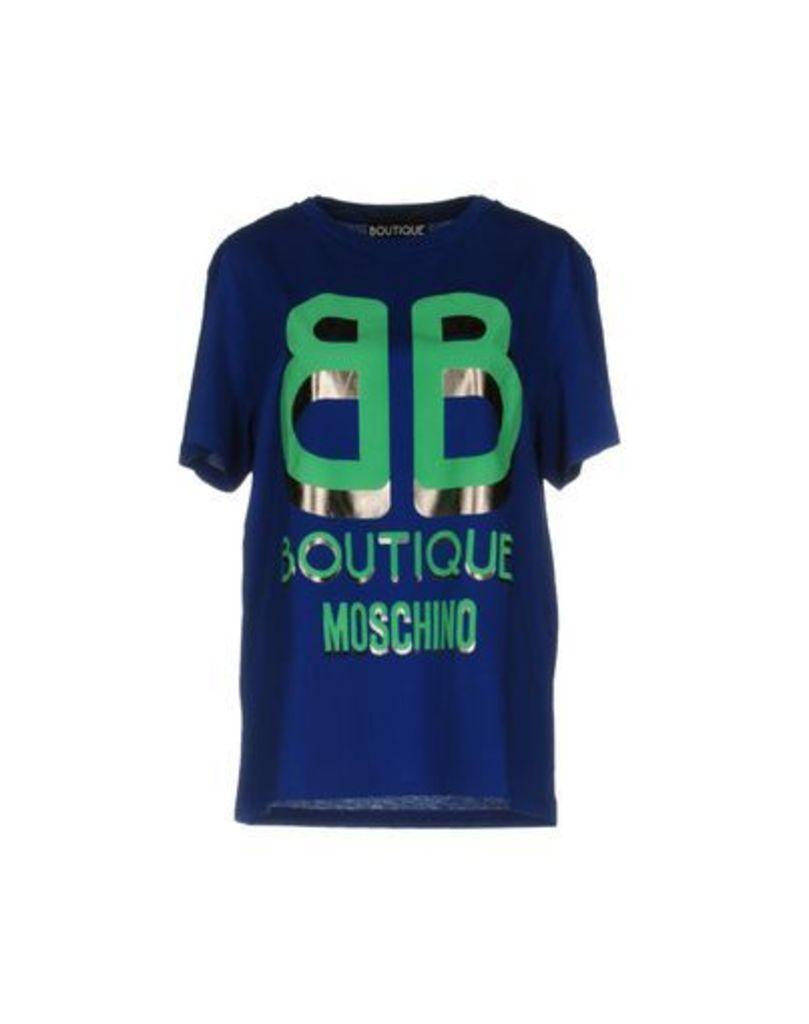BOUTIQUE MOSCHINO TOPWEAR T-shirts Women on YOOX.COM