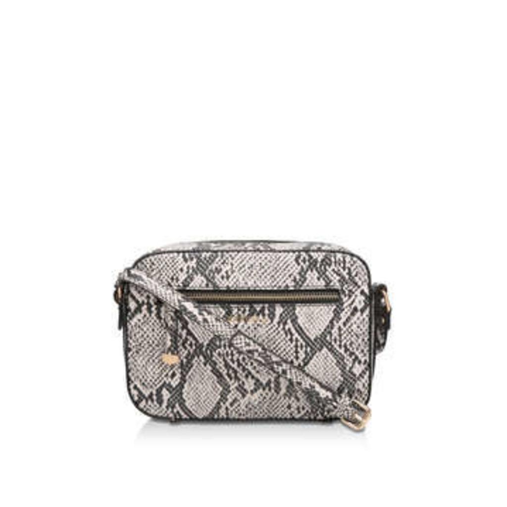 Carvela Daisy Xbody Bag - Snake Print Cross Body Bag