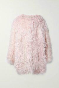 Erdem - Alfreda Polka-dot Polka-dot Cotton-blend Jacquard Blazer - Black