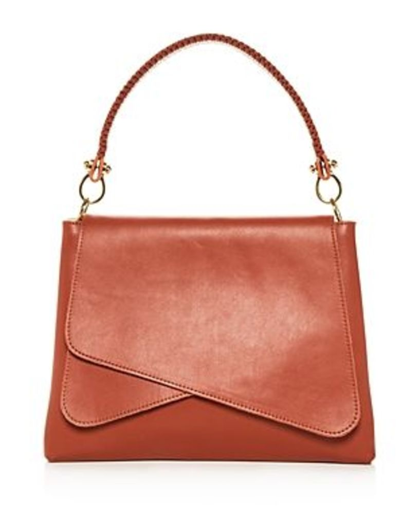 Callista Grace Tulipe Medium Leather Shoulder Bag