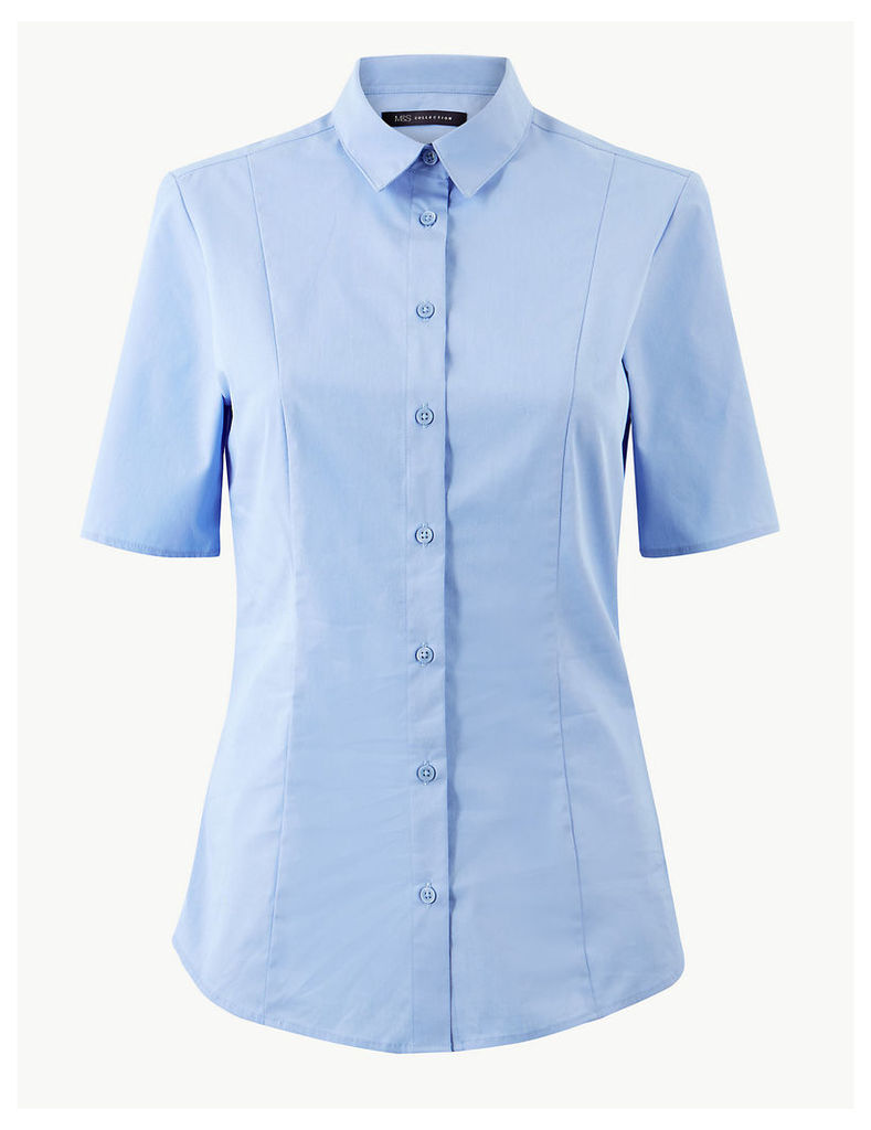 M&S Collection Short Sleeve Shirt