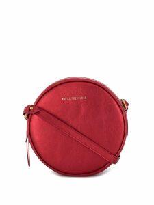 L'Autre Chose round shoulder bag - Red