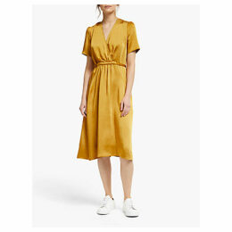 SUNCOO Cypres Dress, Yellow