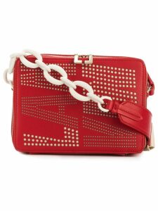 Lanvin Toffee shoulder bag - Red