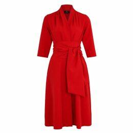 Marianna Déri - Ava Dress Red