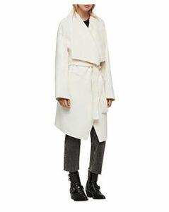Allsaints Adalee Wrap Coat