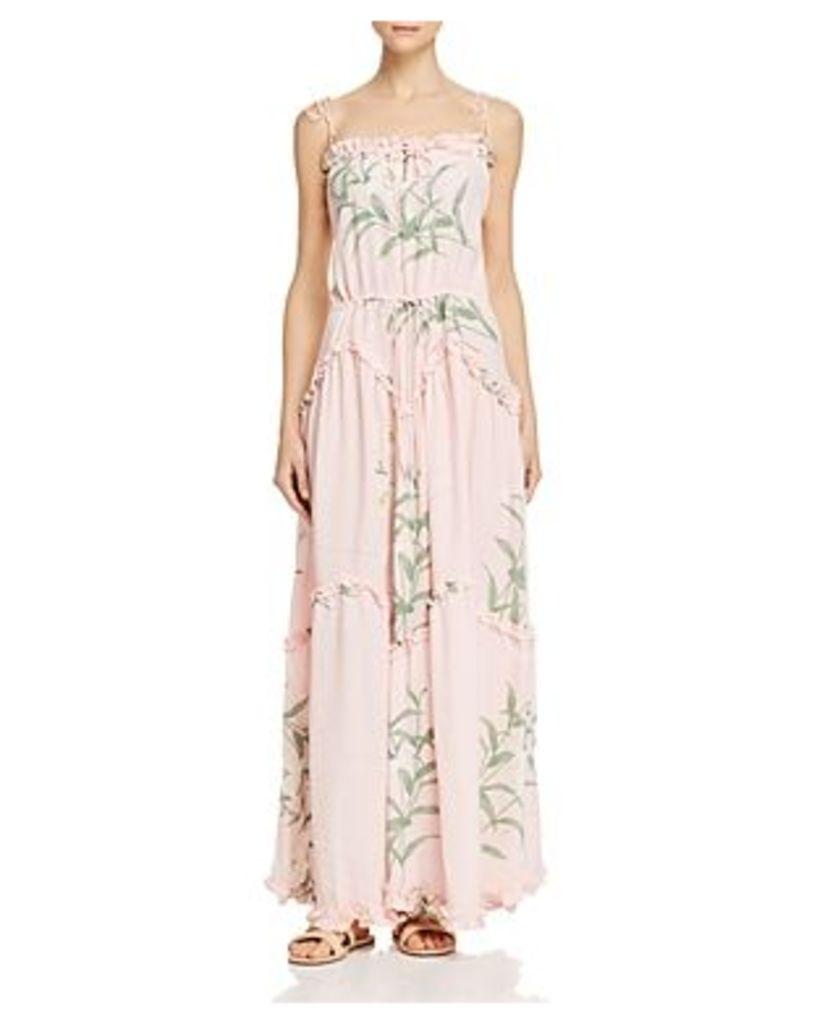 S/W/F Delicate Maxi Dress