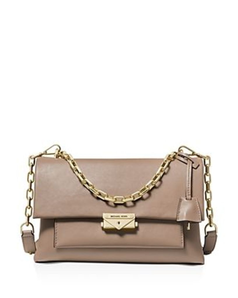Michael Michael Kors Large Cece Leather Shoulder Bag