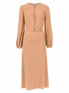 Nk midi dress - Brown