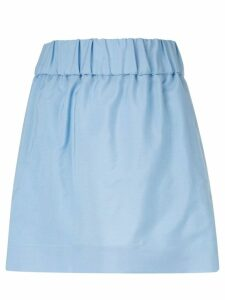 Nº21 Azzurro skirt - Blue