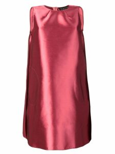 Gianluca Capannolo sleeveless A-line dress - Pink