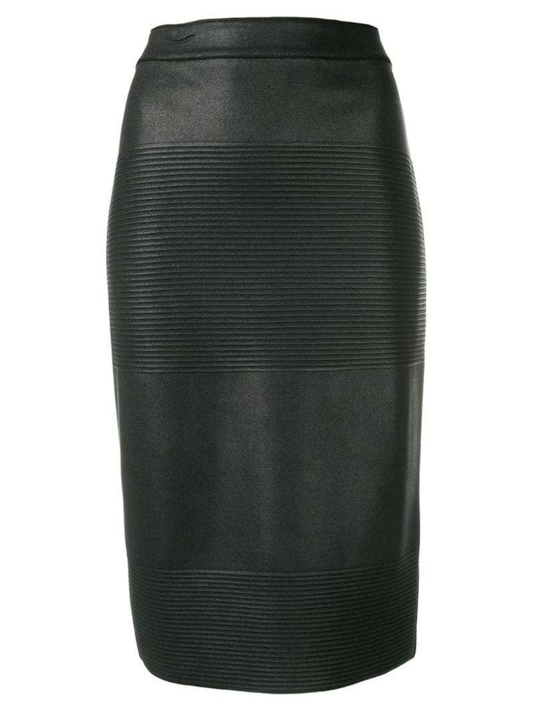 Giorgio Armani Gonna skirt - Black