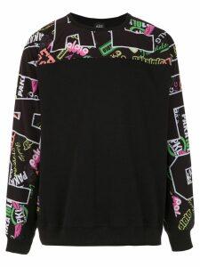 Àlg ÀLG x Pakalolo sweatshirt - Black