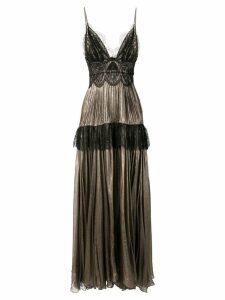 Maria Lucia Hohan Hailee dress - Brown