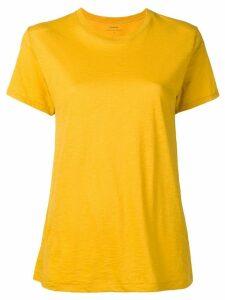 Vince classic T-shirt - Yellow