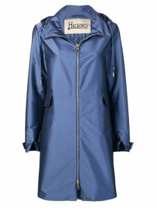 Herno raincoat - Blue
